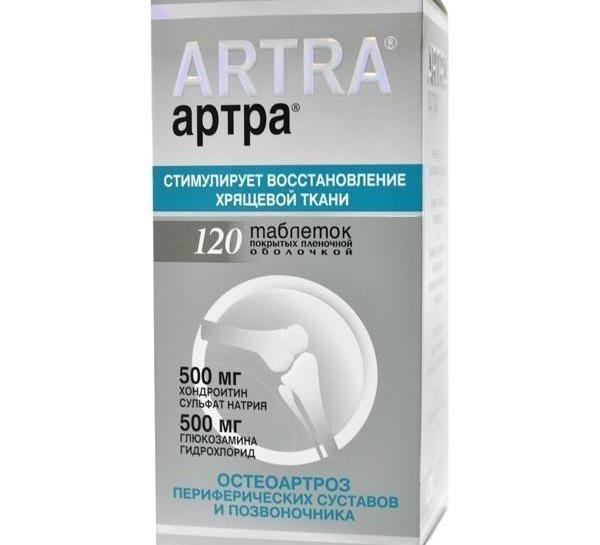 артра - аналог алфлутопа