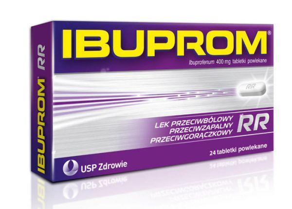 Ибупром - аналог ибупрофена