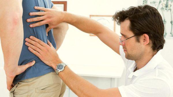 диагностика боли в пояснице у мужчин