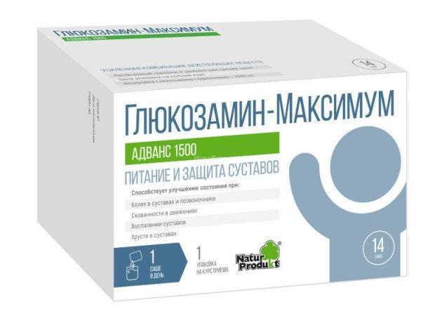 Глюкозамин - аналог терафлекса