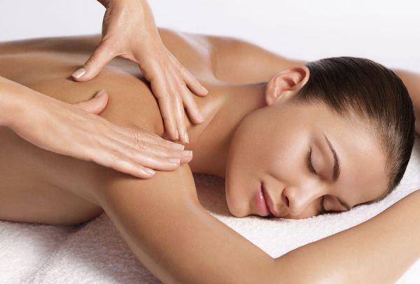 Общий расслабляющий массаж